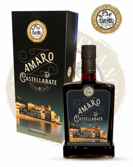 Amaro di Castellabate - cl 50 + Astuccio