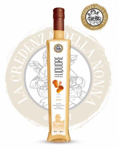 Liquore Crema gusto Babà - cl 50